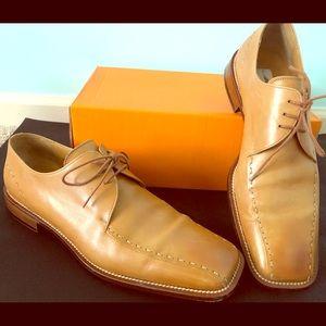 Mezlan Italian Leather Men Shoes